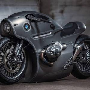 Custom-made BMW R9T