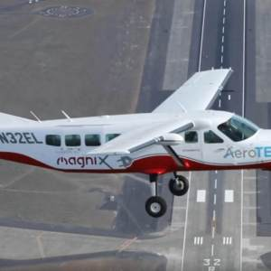 First Flight for world's largest all-electric plane