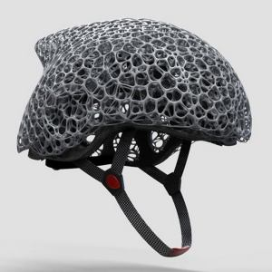 Voronoi Bicycle Helmet