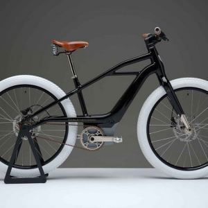 Harley-Davidson Serial 1 E-Bike