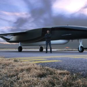 World's biggest Drone designed to launch Satellites