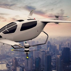 Autonomous Flight eVTOL aircraft concept