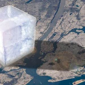 Earth is losing 1.3 trillion tonnes of Ice a year