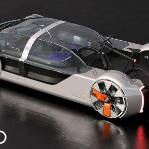 Audi Neo-Bauhaus concept