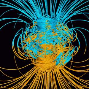 Earth's Magnetic Field Flipped 42,000 Years Ago