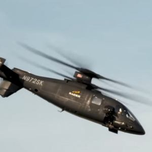 Sikorsky S-97 Raider Flies at Redstone