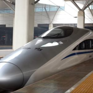 The stunning Growth of China's High-Speed Rail Network