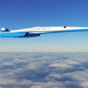 US President's New Supersonic Jet