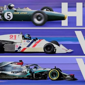The Incredible Evolution of Formula 1 Engines