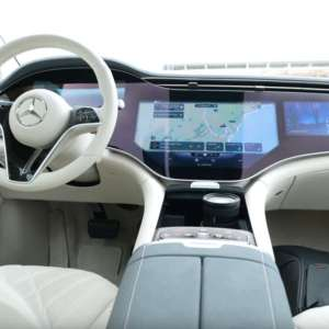 Top 5 Mercedes EQS Features