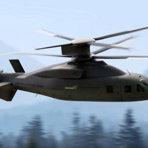 The Next Gen Helicopter to replace the Blackhawk