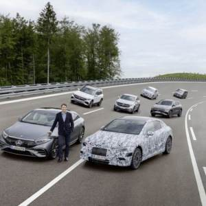 Mercedes-Benz to go all-electric by 2030