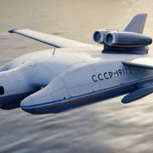 The Strangest Aircraft ever built
