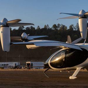 NASA's Air Taxi Flight Testing