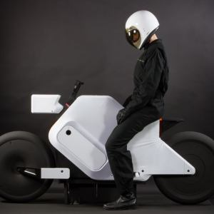 Adaptive/responsive  Motorcycle concept