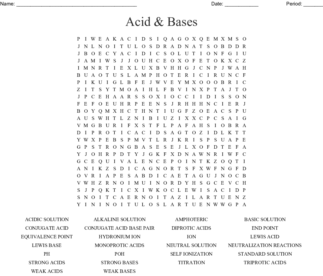 Acids And Bases Online Read