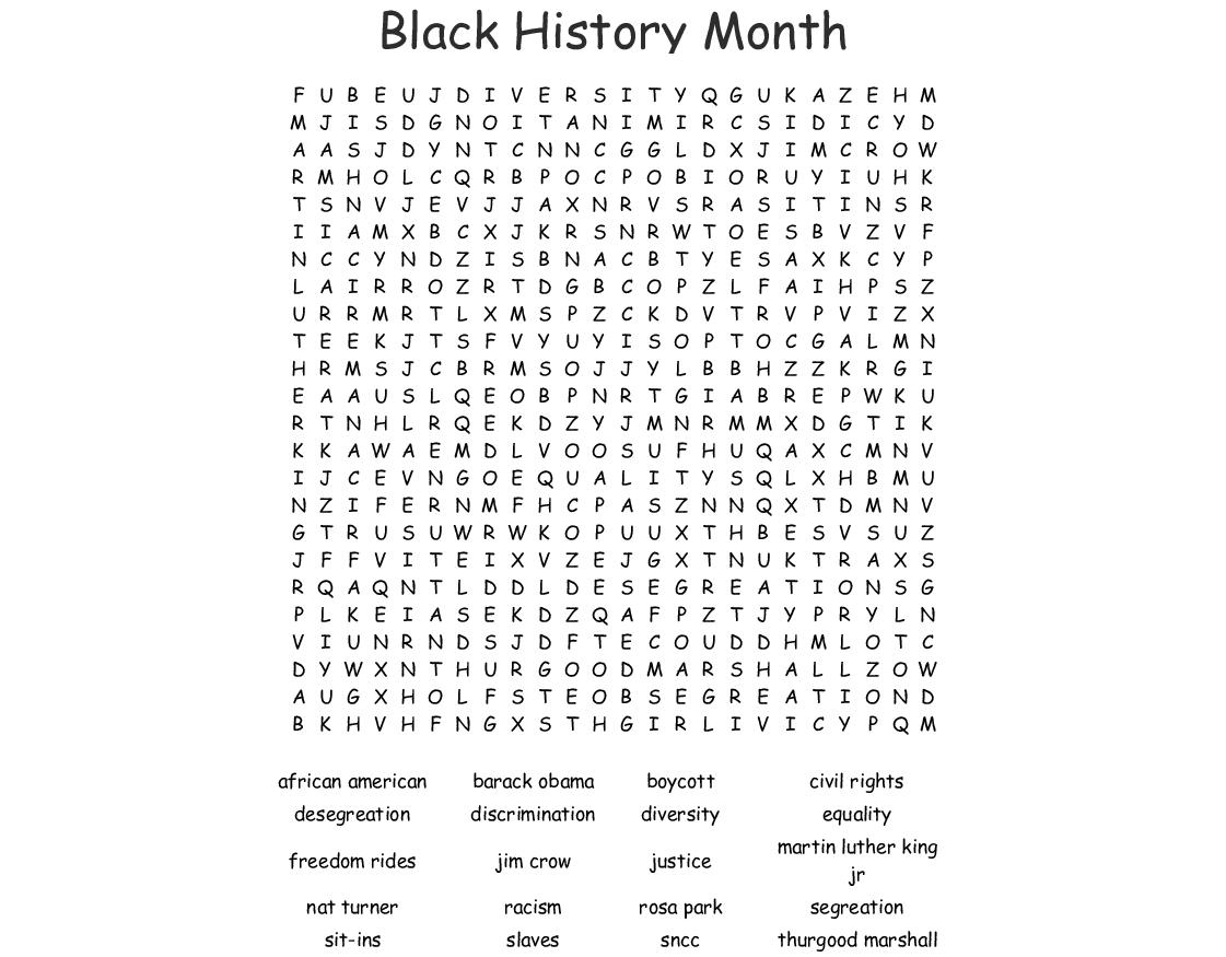 Racism Worksheet
