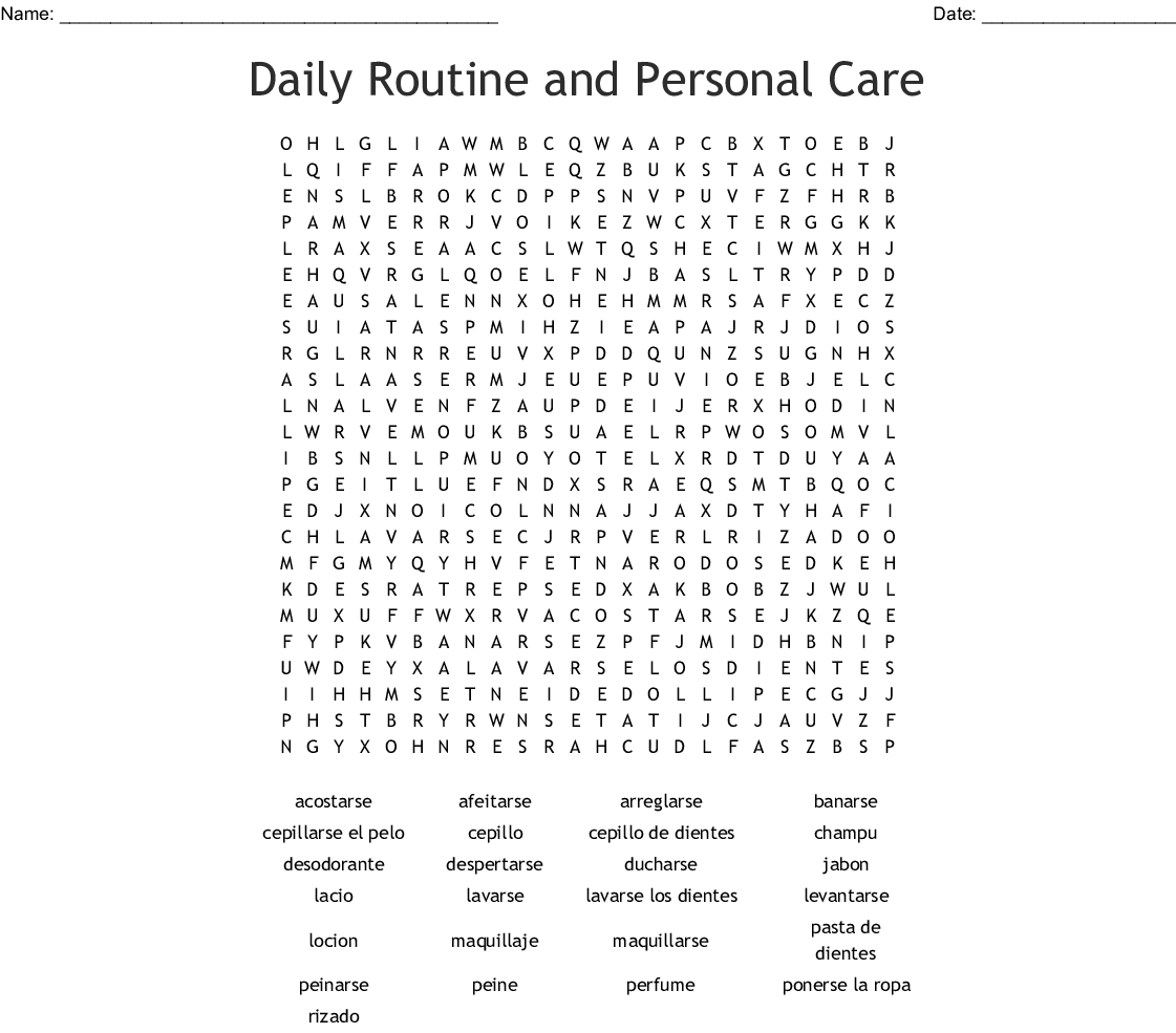 Best Daily Word Search Printable