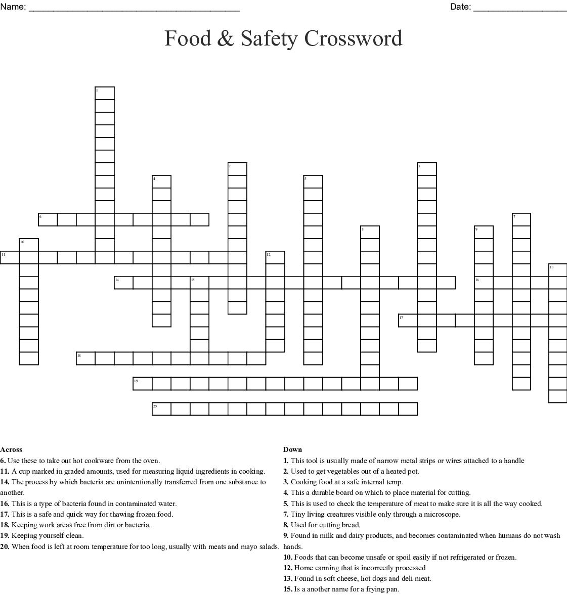 Kitchen Hand Tool Crossword Clue