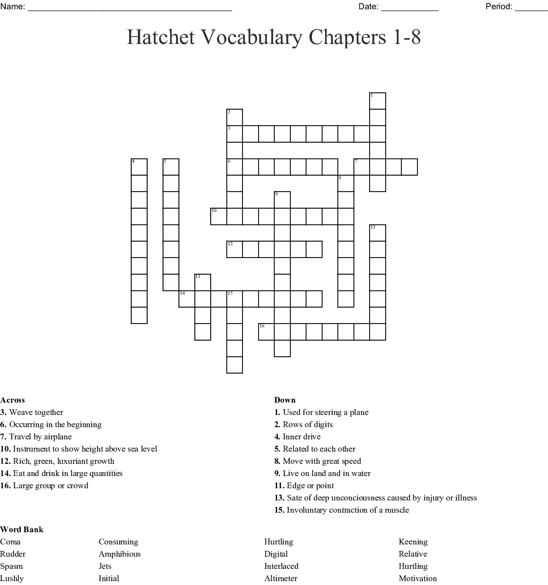 Bestseller The Answers To Chapters 1 4 Vocabulary