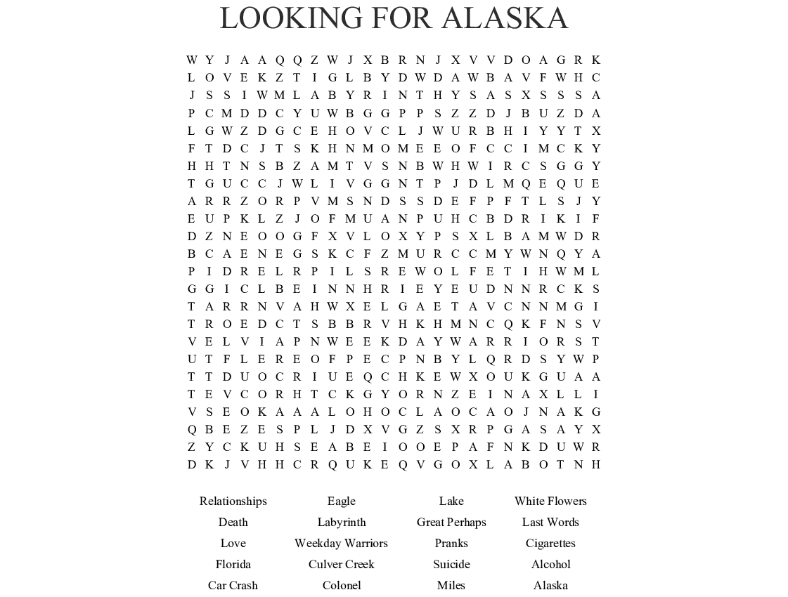 Of A Salesman Word Search