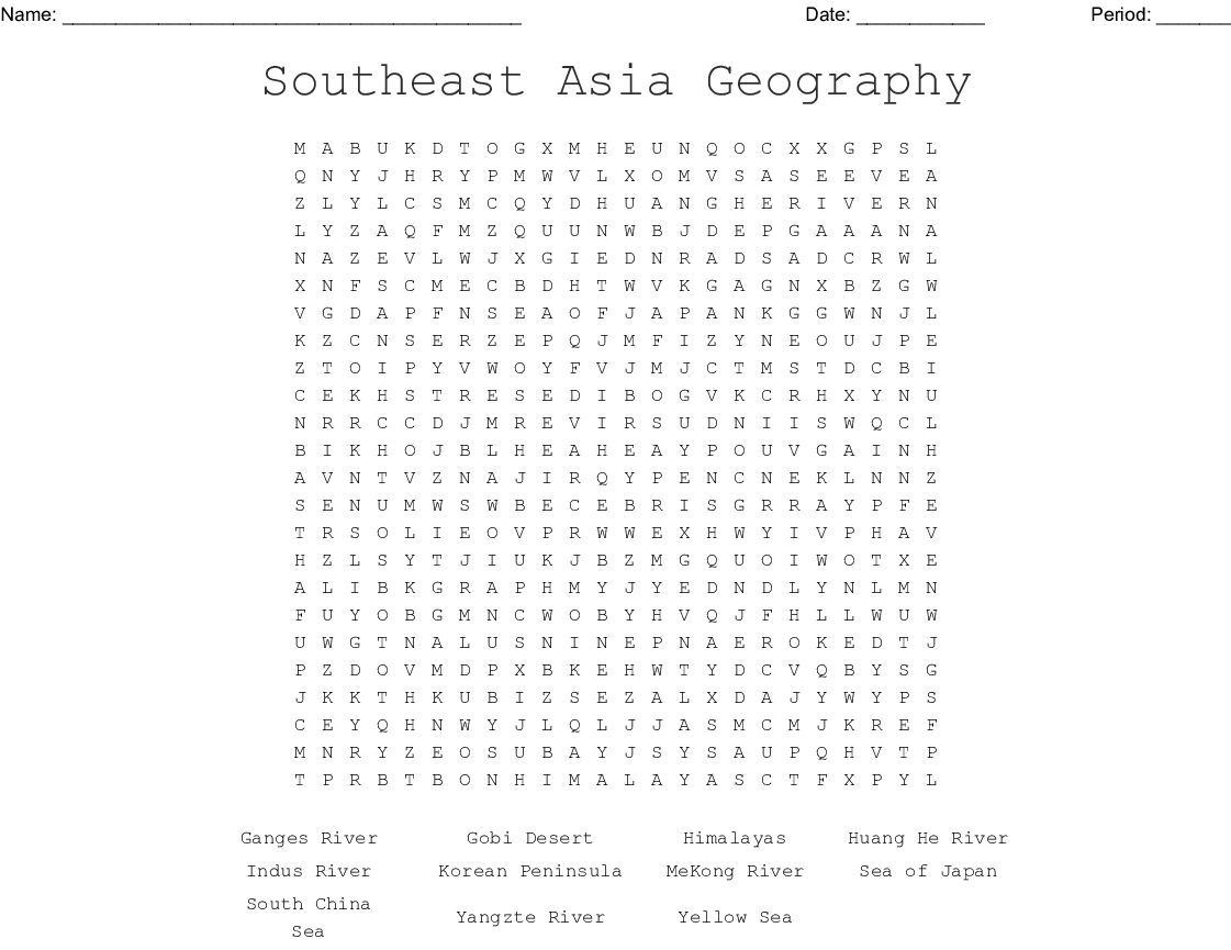 Korean Word Search