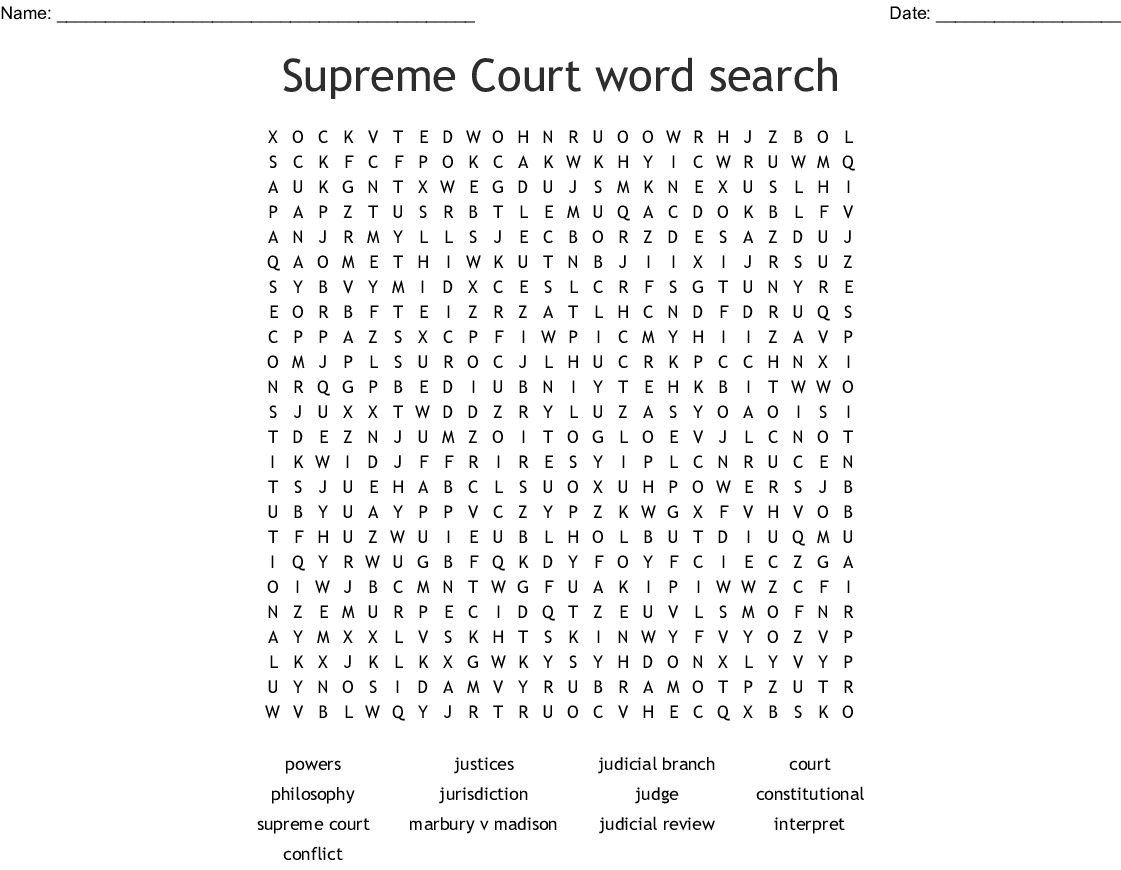 Daniel Word Search
