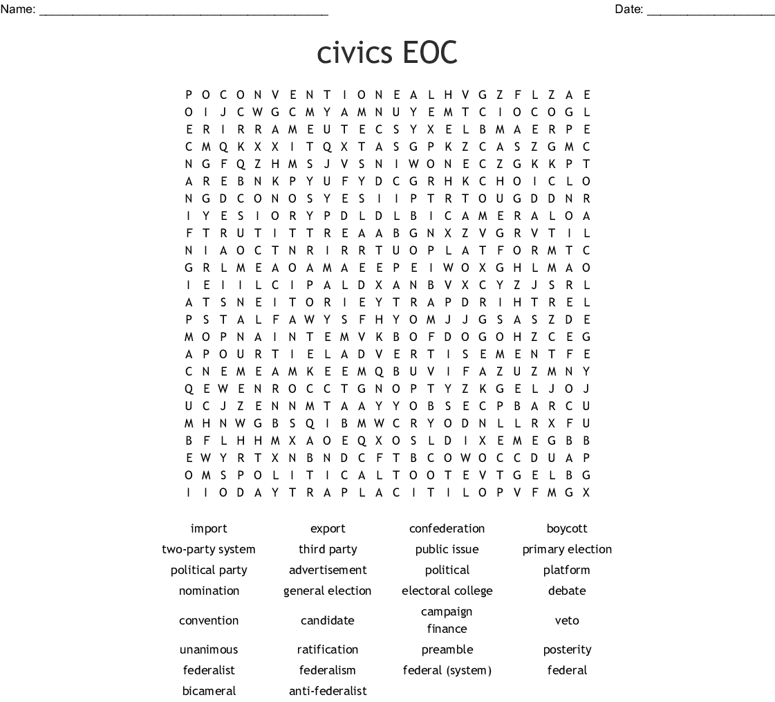 Don T Tread On Me Word Search