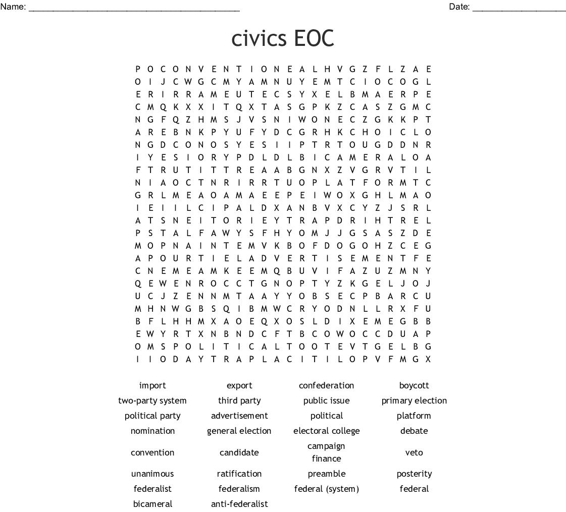 Best Tattoo Ideas 7th Grade Civics Eoc Practice