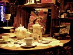 Tea Room Adventure