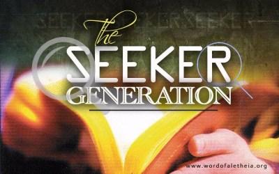 The Seeker Generation