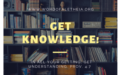 GET KNOWLEDGE!