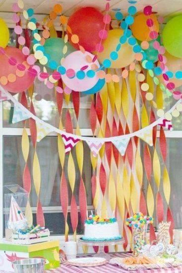 Como decorar um quarto para uma foto de aniversário 09