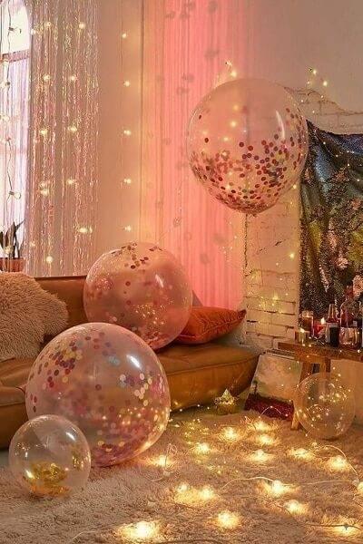Como decorar um quarto para uma foto de aniversário 29