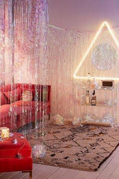 Como decorar um quarto para uma foto de aniversário 30