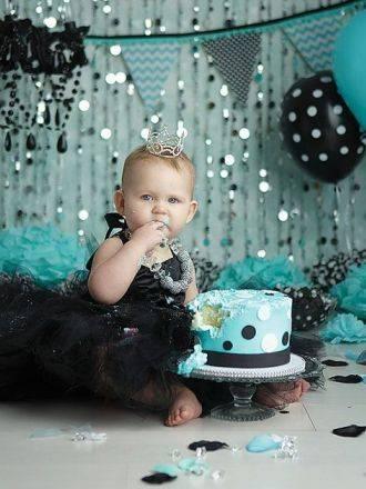 Оформление день рождения 1 год своими руками фото 50