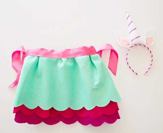 Kostum untuk gadis tahun baru melakukannya sendiri foto 41