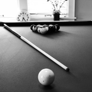 Monday Night Billiards