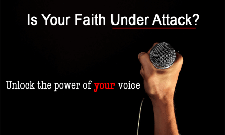 Is Your Faith is Under Attack?