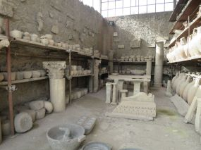 pompeii details