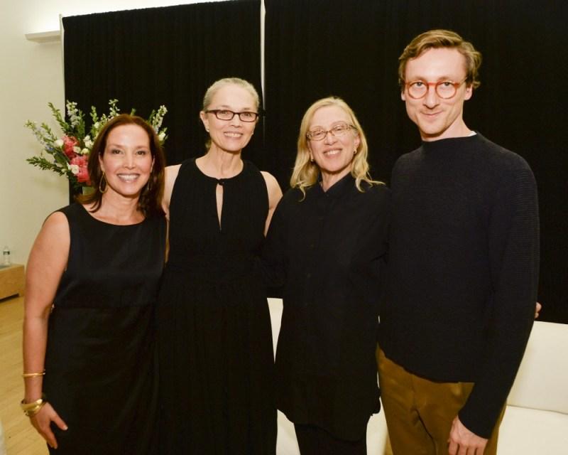 Christine Jowers, Janet Eilber, Dr. Valerie Steele, Reid Bartelme copy