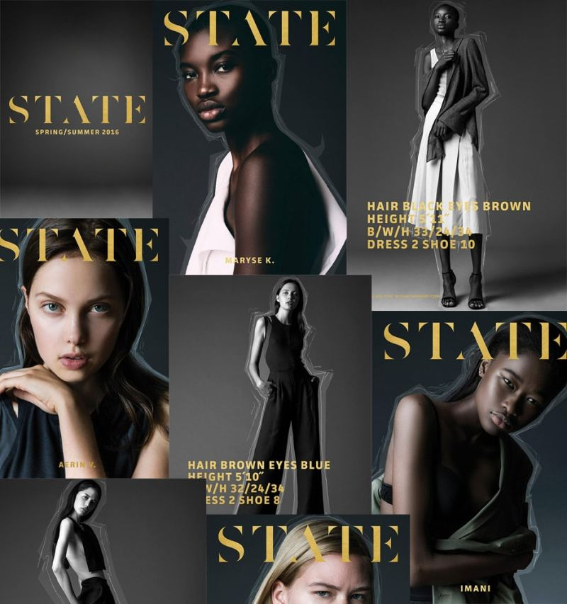 State MGMT SS16 Model Show Package