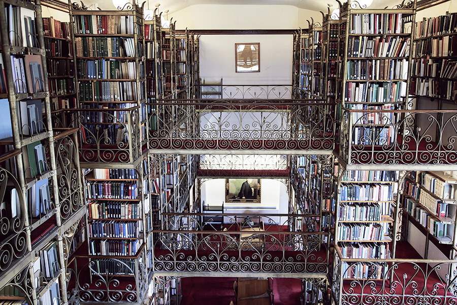 uris-library-cornell-style-tomes