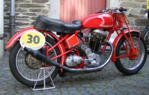 Motocicleta Vintage / Foto: Steffen Heinz Caronna