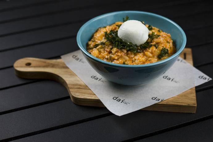 Novos pratos do Dai Cucina