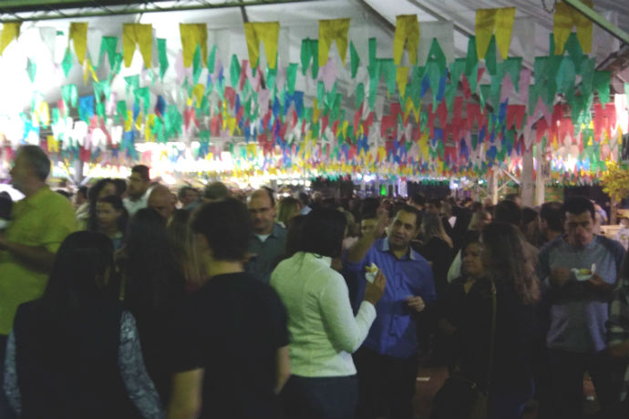 Festa Junina em Rio Preto (Foto: Hi-Mundim)