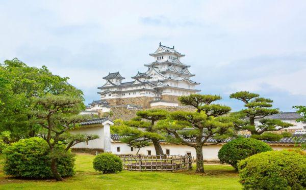 Замок Химедзи в Японии: 🏯 история, фото - Advantiko