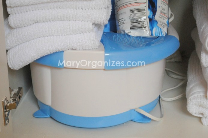 foot bath for home spa