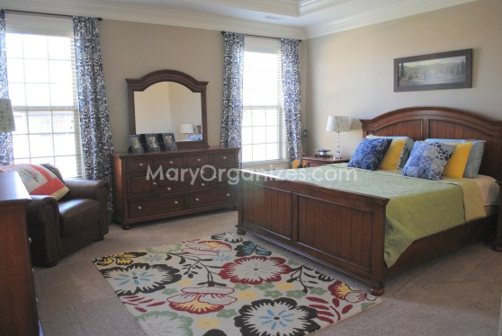 Mary Organizes Home Tour - Master Bedroom (1)