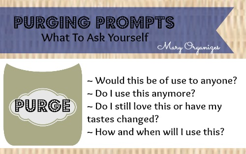 Purging Prompts